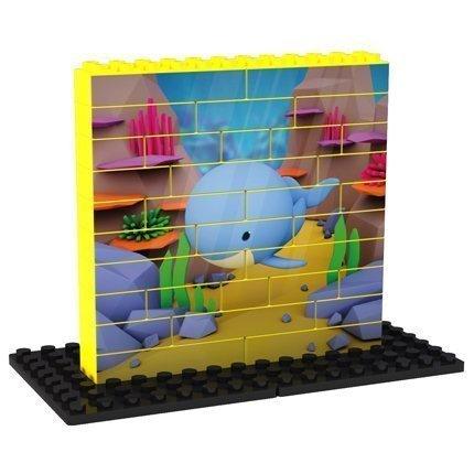 Puzzle Up Ballena 34 piezas