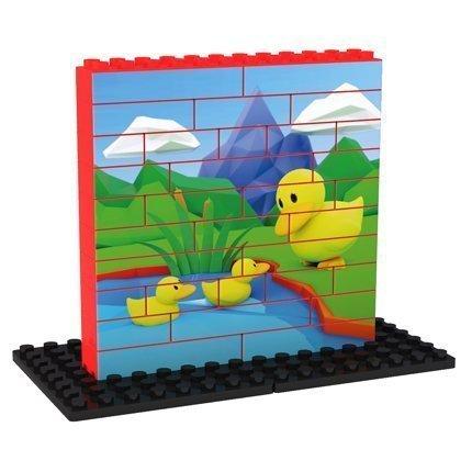Puzzle Up Pato 34 piezas