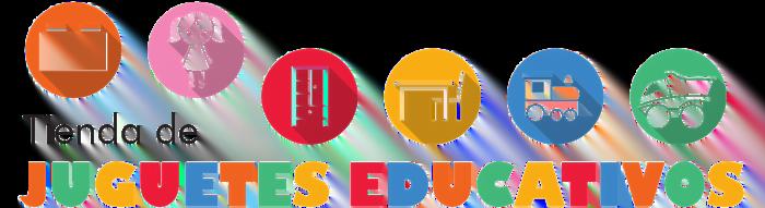 Logo tienda de juguetes educativos