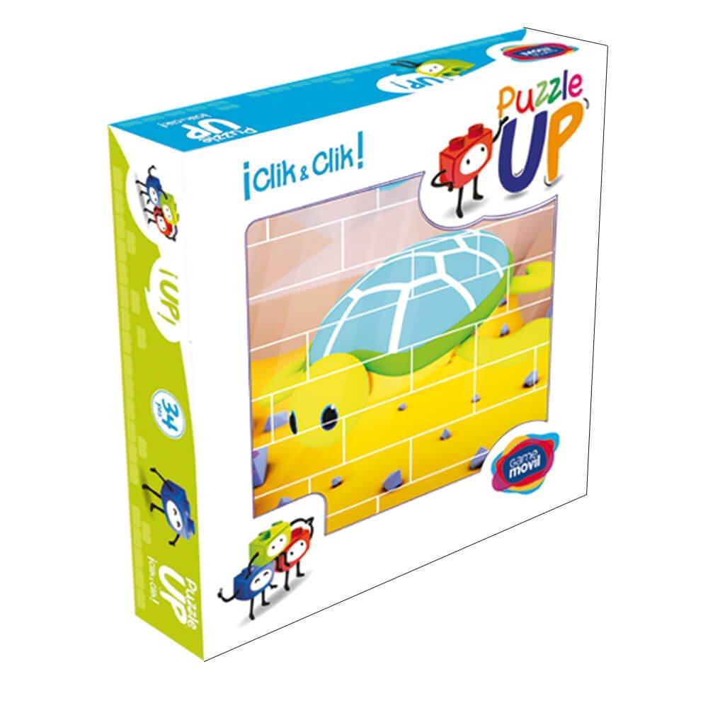Puzzle tortuga 32 piezas caja