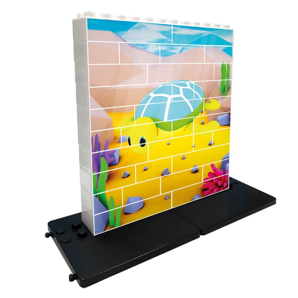 Puzzle tortuga 32 piezas