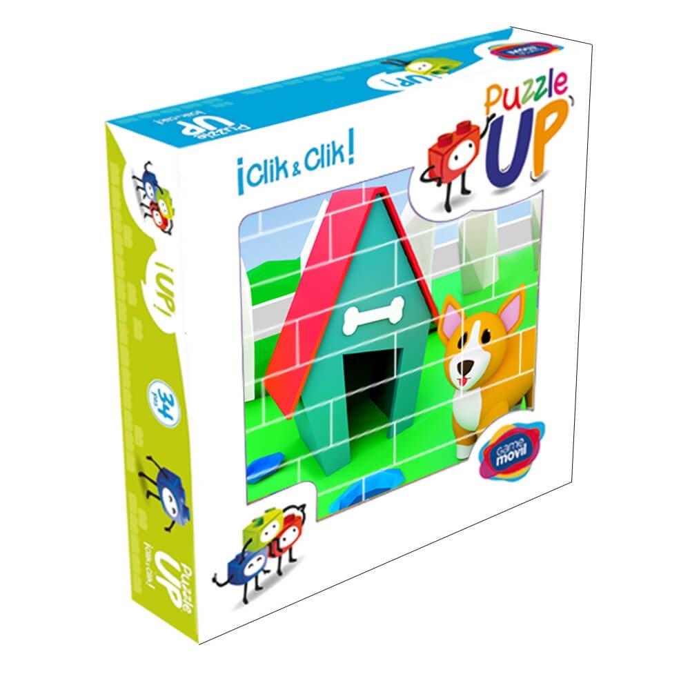 Puzzle perro 32 piezas caja