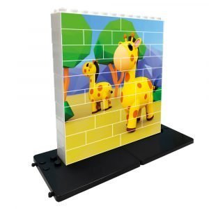 Puzzle Jirafas 32 piezas