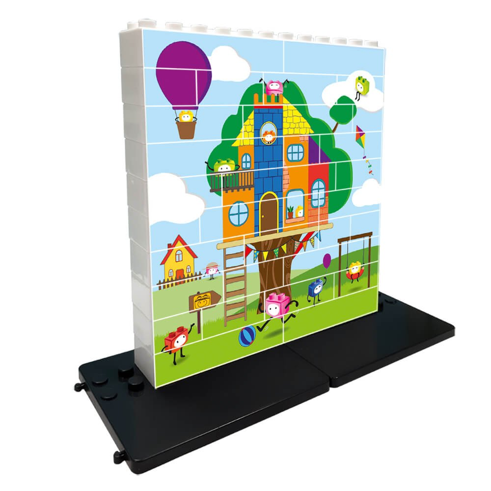 Puzzle Casa del árbol 32 piezas
