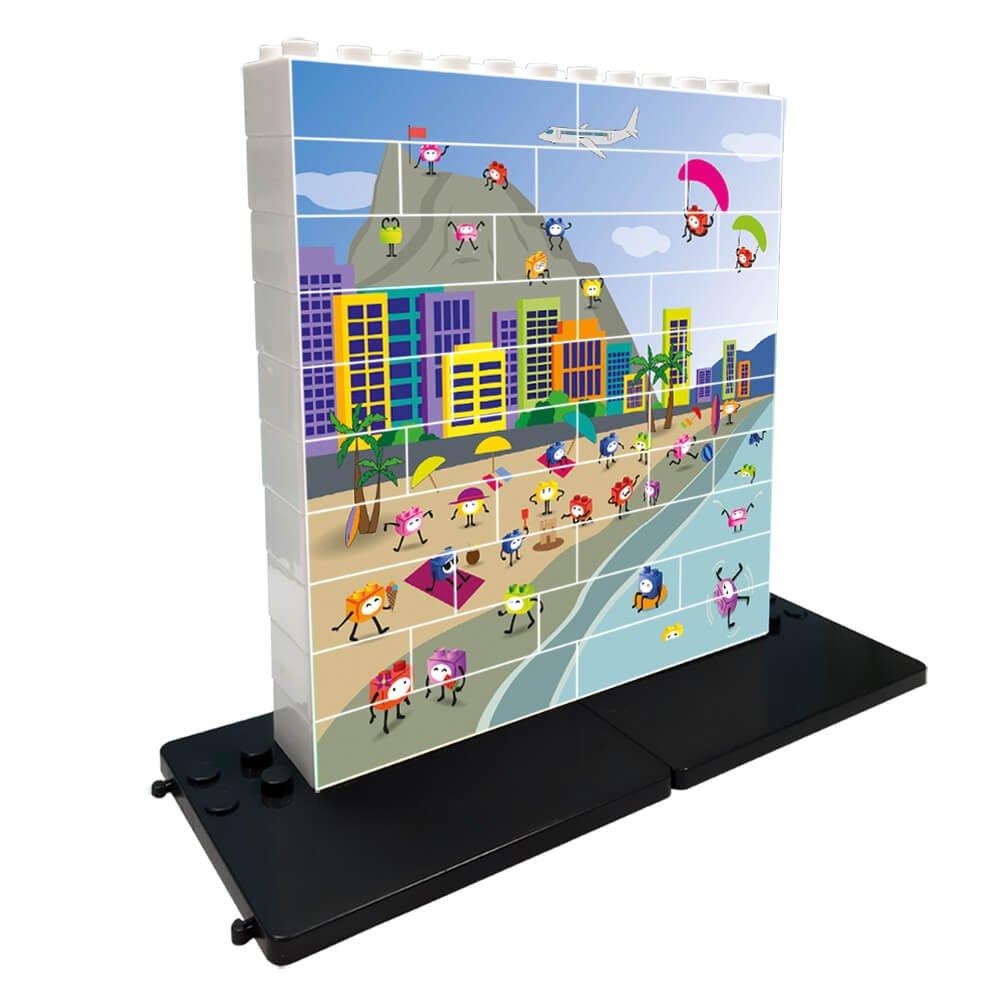 Puzzle Playa 32 piezas