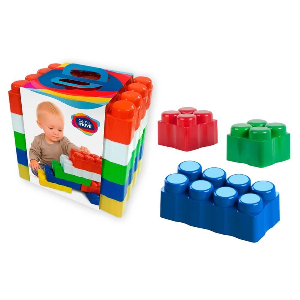 bloques gigantes 20 piezas ref 88101