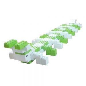 bloques gigantes ciempiés 192 piezas ref 88222