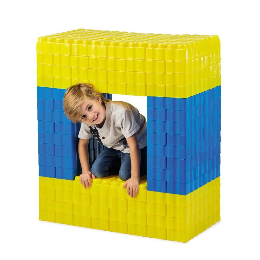 bloques gigantes cuadrado 192 piezas ref 88247