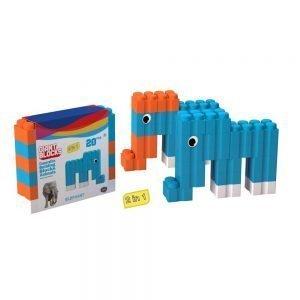 bloques gigantes elefante 20 piezas ref 88521
