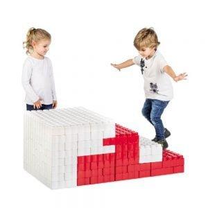 bloques gigantes rampa subida 192 piezas ref 88243