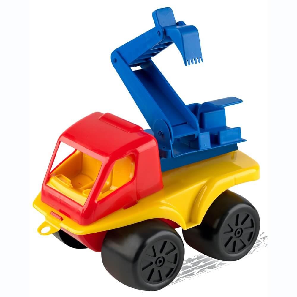 camion excavadora ref 25708
