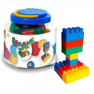 construcciones 22 piezas ref 82110