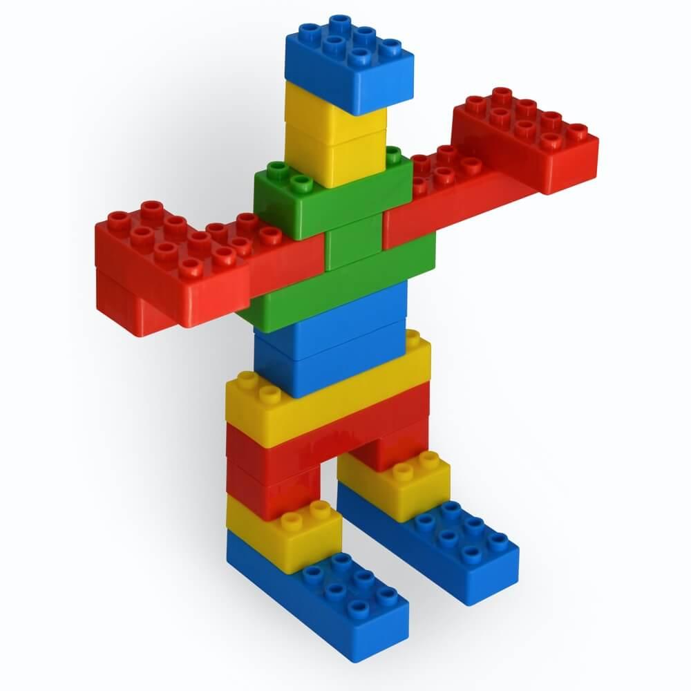 construcciones combis robot