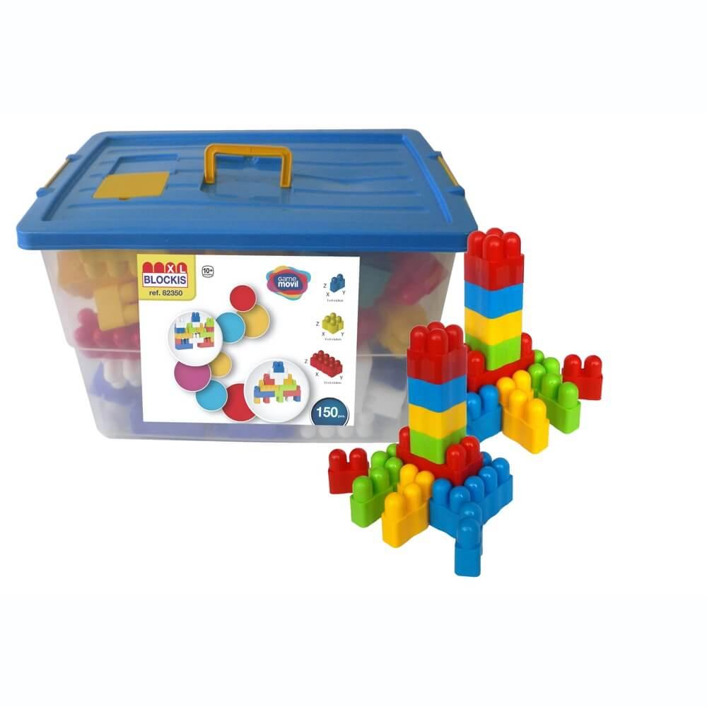 construcciones xl 150 piezas ref 82350
