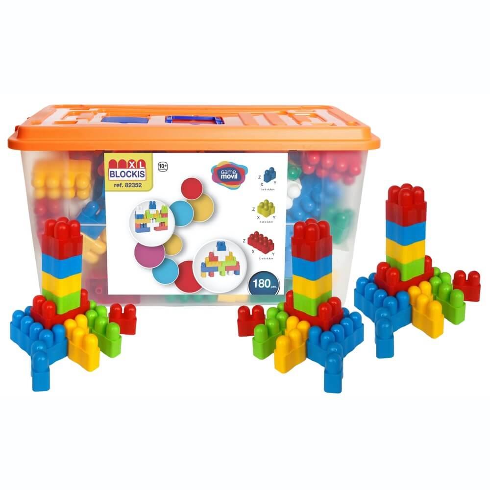 construcciones xl 180 piezas ref 82352