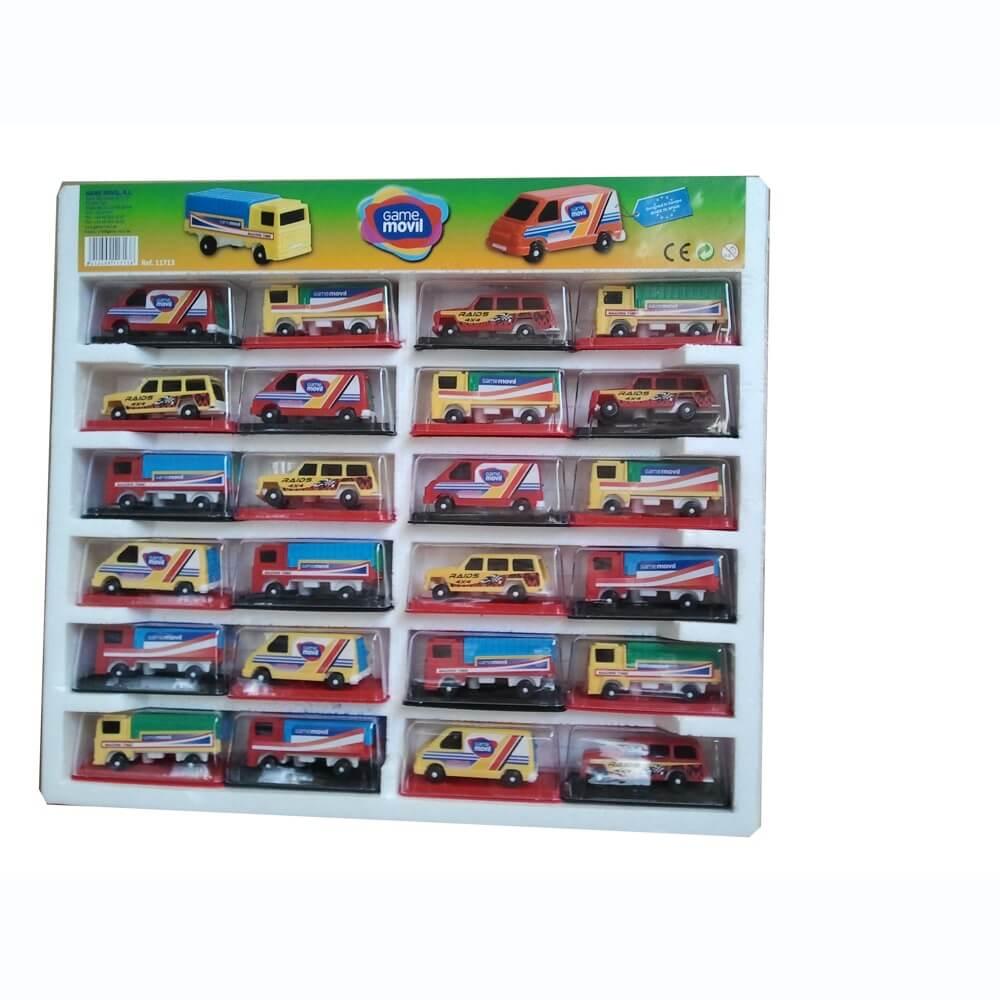 expositor miniaturas de caravanas ref 11713