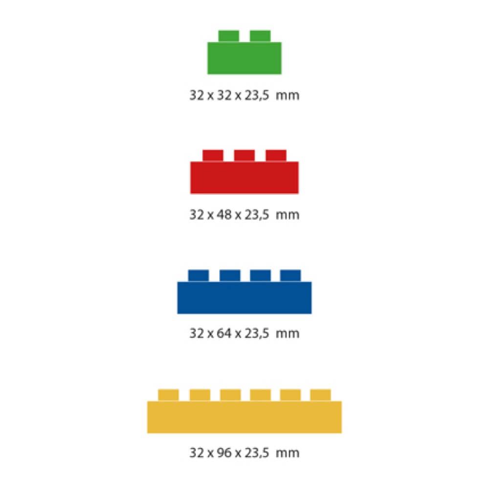 medidas piezas construcciones combis