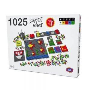 mosaico pixel color envase 1042 piezas ref 84804
