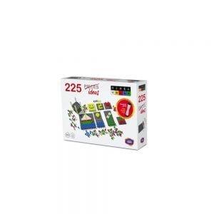 mosaico pixel color envase 230 piezas ref 84801
