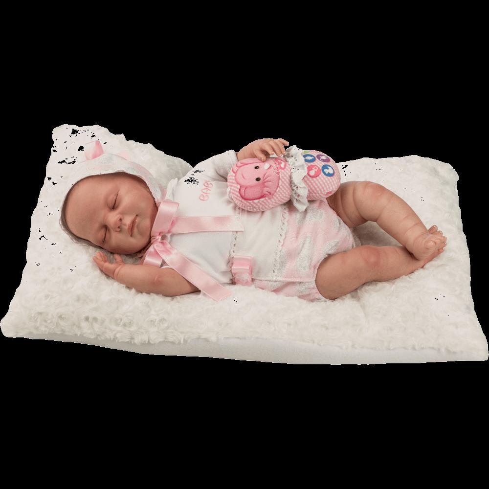 baby reborn pelele blanco ref 5301