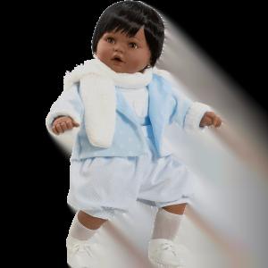 muneco baby dulzon negrito ref 8035N