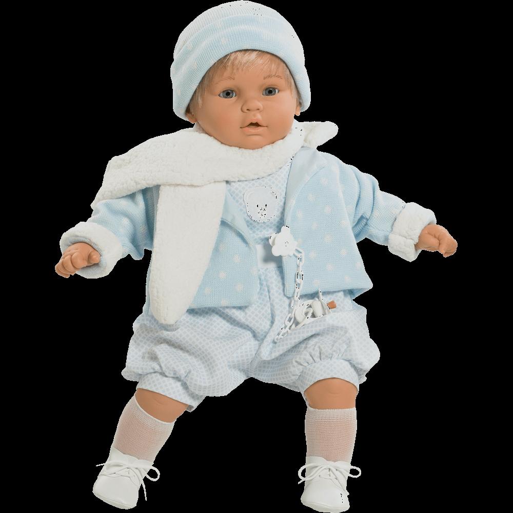 muneco baby dulzon ref 8035