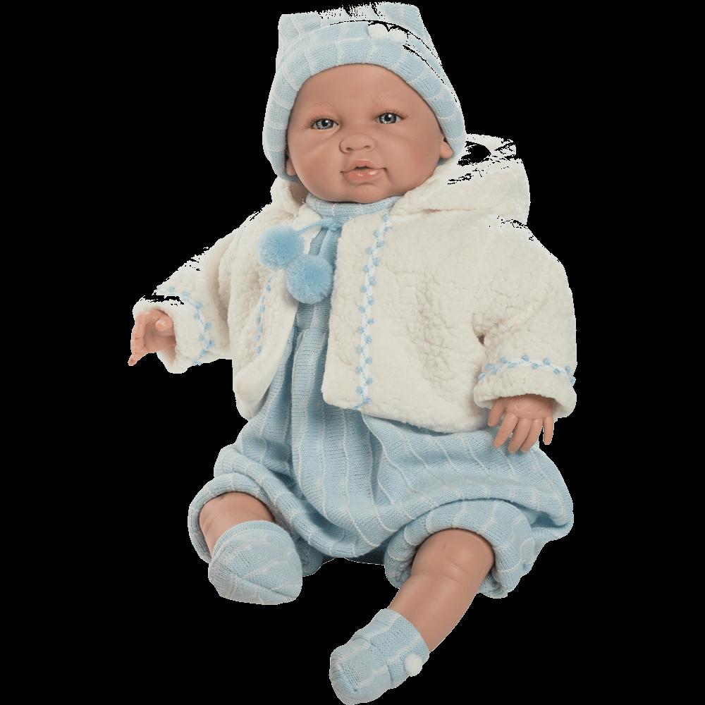 muneco saoro recién nacido ref 5203
