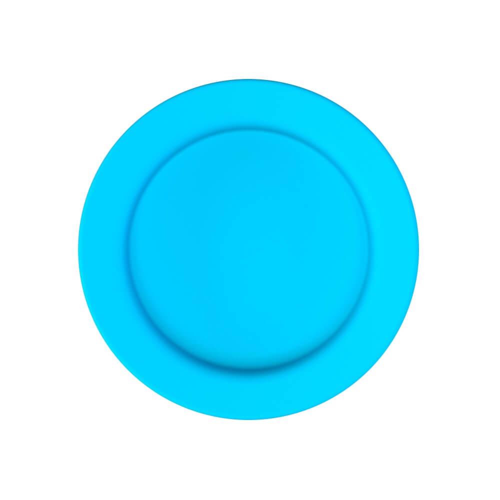 plato sopa azul ref 10211