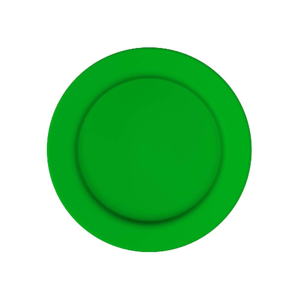plato sopa verde ref 10210