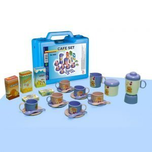 set de cafe maletín 37 piezas ref 90805