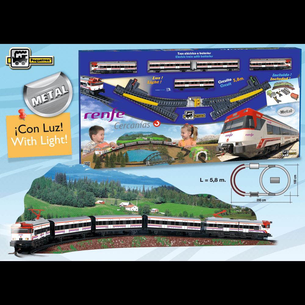 tren de cercanías renfe ref 680