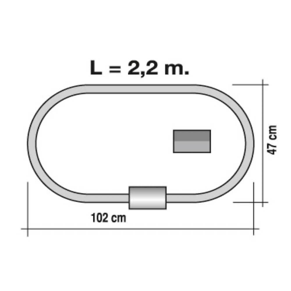 tren de los peques circuito ref 2001