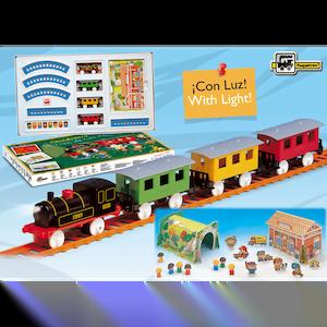 trenes infantiles